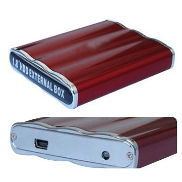 USB2.0 External HDD Enclosure