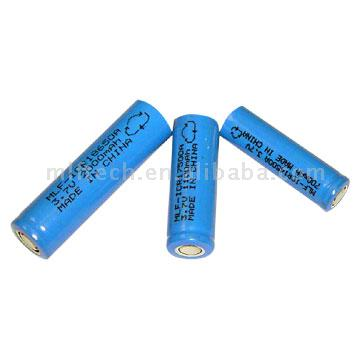 Lithium Ion Cylindrical Batteries