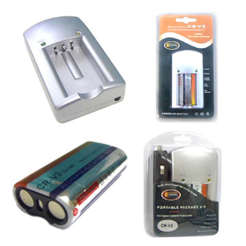 Battery Package Kit (Four In One)