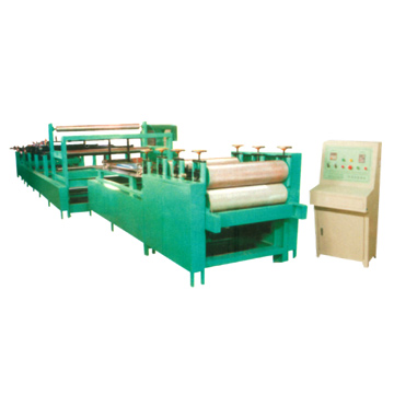 Paper Sack Tube Making Machines