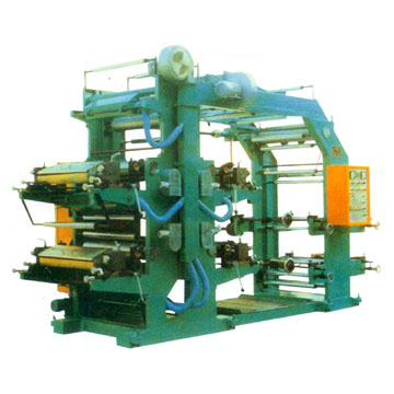 4-Color Flexographic Press