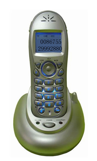 Wireless USB /Skype phone