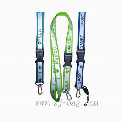 Reflective Neck Lanyard