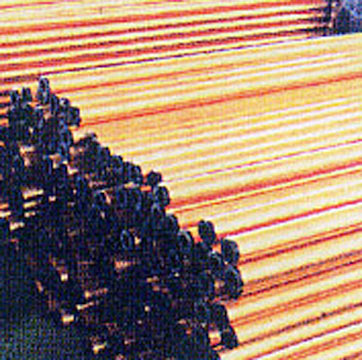 Straight Copper Tubes