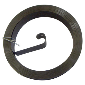 Hose or Cable Reel Spring