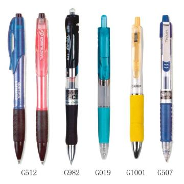 Retractable Gel Ink Pen