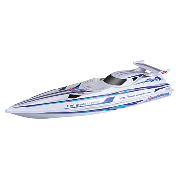 High Speed Toy Boat