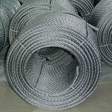Round Stranded Wire Ropes