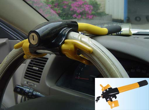 Car Steering Wheel Lock  (auto locks)