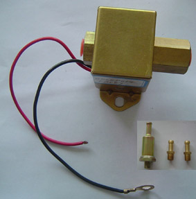 Cube Solid State Pumps (Electric fuel pump)