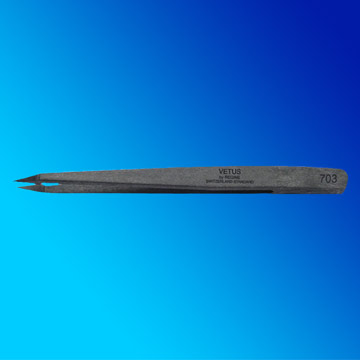 Plastic Electric Fiber Tweezers