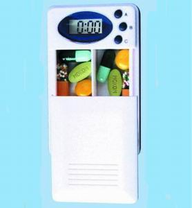 Digital Pill Reminder box/ Medicene timer