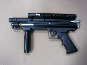 MP5K Similar Paintball Marker