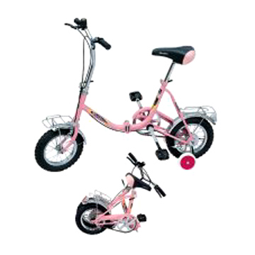 12-inch Folding Bicycles
