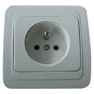 French Socket Outlet