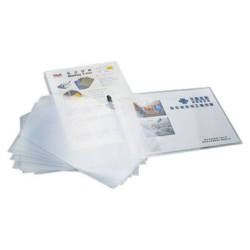 PVC Sheets for Binding Cover