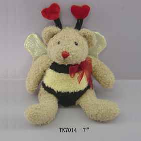 Plush Toy - Bee Angel