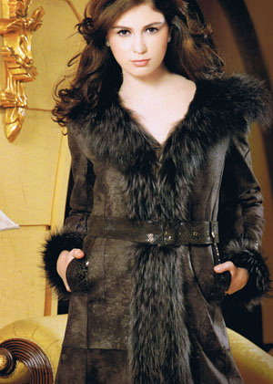 Fox Fur Long Wear