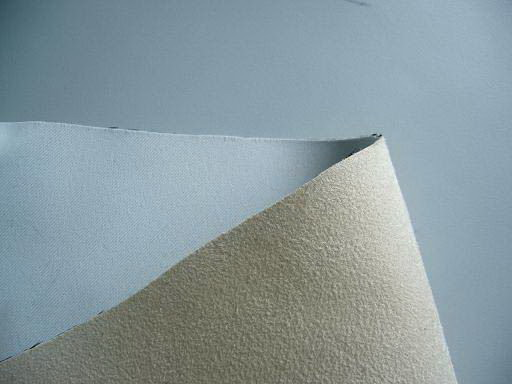Micro Warp Suede Fabric with Havelock Bonded