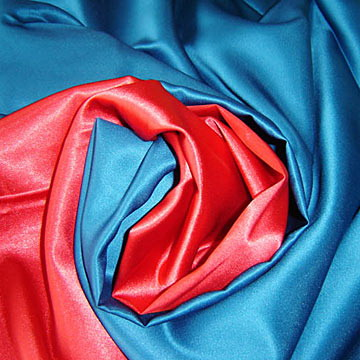 Silk Spandex Satin Fabric