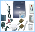 GSM Intelligent Home Security Alarm System
