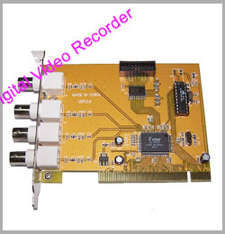 DVR Card, Network Card, Surveillance Equipment