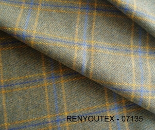 Tweed - Wool Fabric, Woolen Fabric