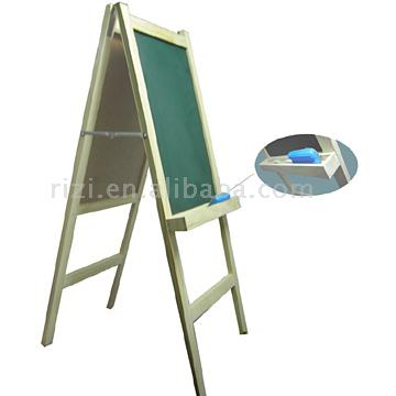 Easel and Drawing Board Set