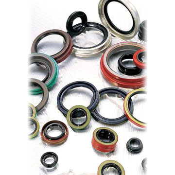 Skeleton Rubber Oil Seals
