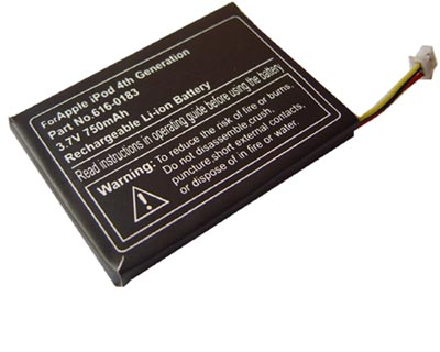 Battery for iPod 4th Generation