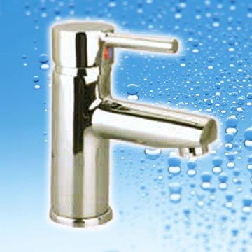 Wall Sink Mixer Tap