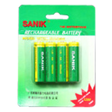 Ni-MH AA 1800mAh 1.2V Battery