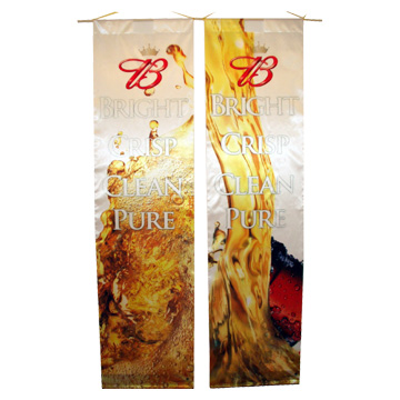Heat Sublimation Flag