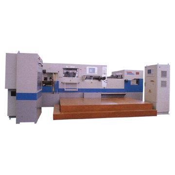 Foil Stamping and Die-Cutting Machines