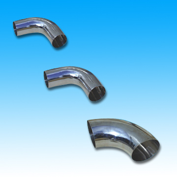 'Shangshang' stainless steel elbow