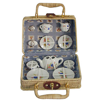 Tea Set Gift Baskets