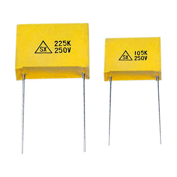 Metallized Polyester Film Capacitors