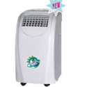 mobile portable movable air conditioner