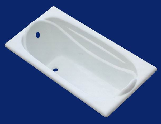 Sino Bath - Enamel Cast Iron Bathtub