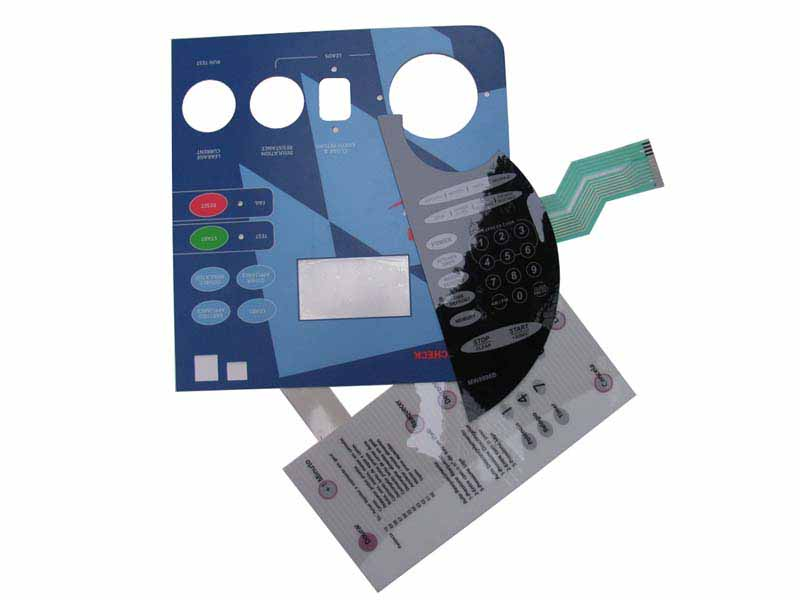 Membrane Switch (Flat Type)