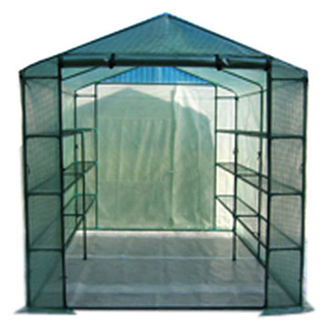 Walk-In Greenhouses
