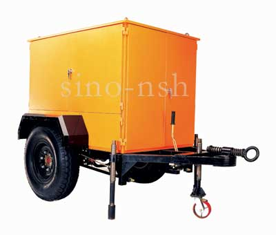 Sino-nsh dirty insulation oil recycling machinery