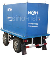 Sino-nsh Vfd Portable Insulating Oil Filter, Oil Purifier Machine