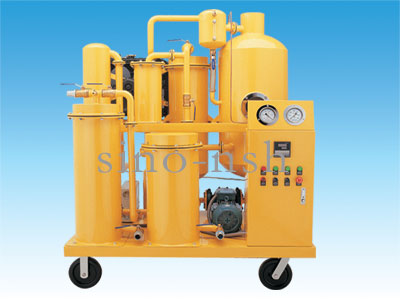 Sino-nsh LV Used Oil Filtration plant