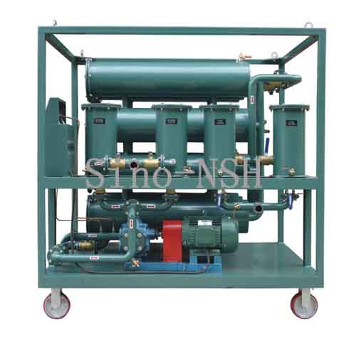 VFD & VF Series Vacuum Insulation Oil Purifier