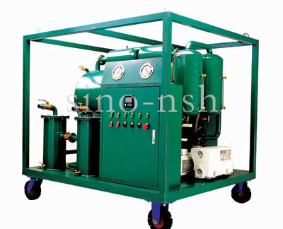 Sino_nsh Vfd Insulation Oil Purifier,oil Treatment,oil Filtration,oil Recycling,oil Recovery Plant