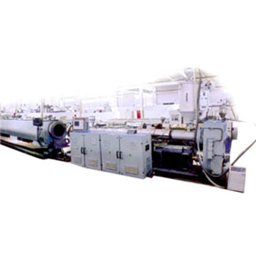HDPE Super Thin Pipe Extrusion Lines