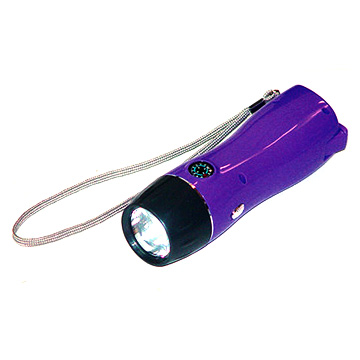 Battery-Free Flashlight