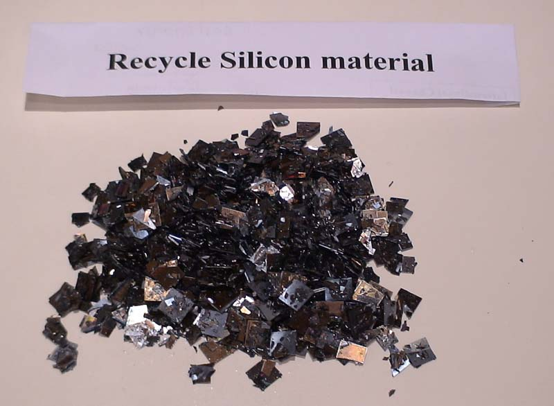 Poly Silicon Recycle Raw Material