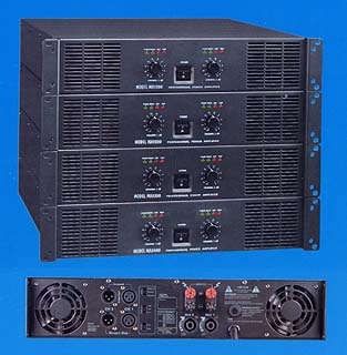 Professional Amplifiers